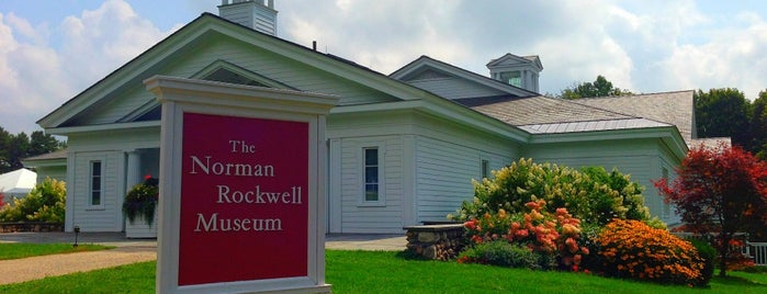 Norman Rockwell Museum is one of Local Attractions.