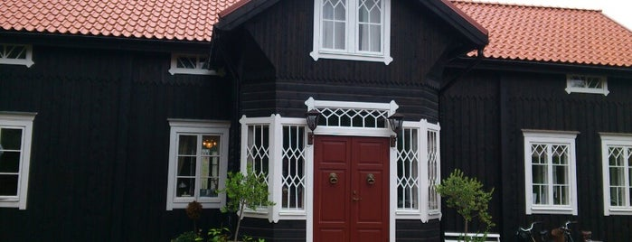 Björnhufvud Bed & Breakfast is one of Paremmat mestat.