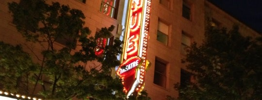 The 5th Avenue Theatre is one of Preservation Nation.