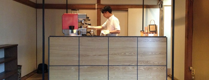 Omotesando Koffee is one of Tokyo Must.