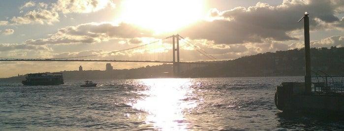 Çengelköy Çınaraltı is one of kaydedilenler.