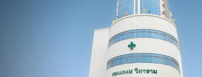 Vibharam Hospital is one of Bangkok.