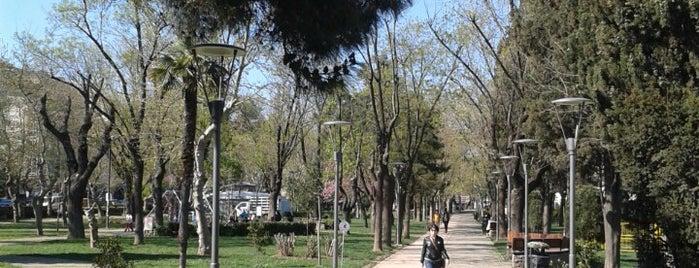 Yoğurtçu Parkı is one of İstanbul'daki Park, Bahçe ve Korular.
