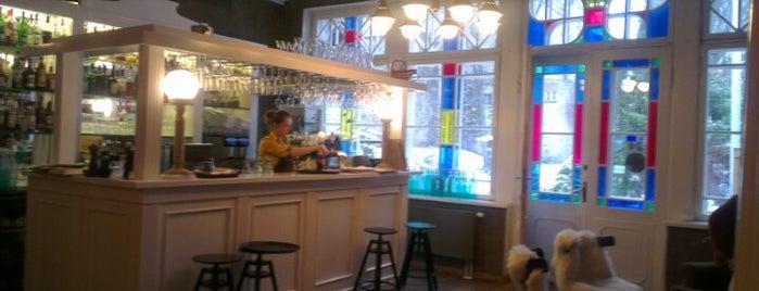 Leib Resto ja Aed is one of The Barman's bars in Tallinn.