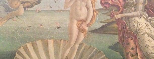 Galleria degli Uffizi is one of Favorite Places.