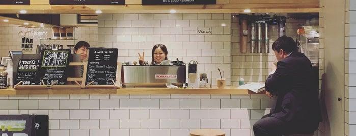 Be A Good Neighbor Coffee Kiosk is one of Tokyo Restaurants 2.