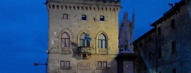 Republic of San Marino is one of World Capitals.