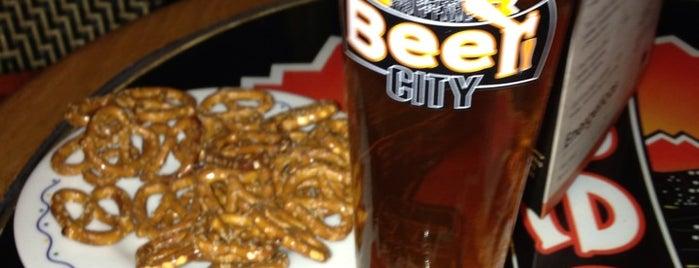 Beer City is one of 20 favorite restaurants.