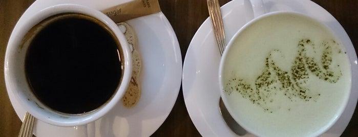 SOHO Coffee is one of Coffee.
