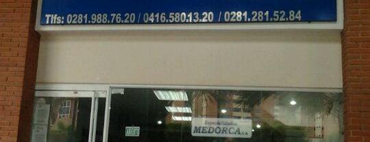 Especialidades Medorca is one of Farmacias en Lechería.