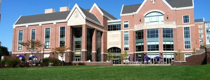 The University Of Scranton is one of The Essentials of Scranton, PA.