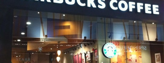 Starbucks is one of Sítios.