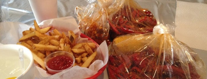 Hot N Juicy Crawfish is one of Dining in Orlando, FL part 2.