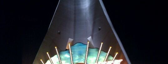 Stratosphere Casino, Hotel & Tower is one of Must-visit Casinos in Las Vegas.