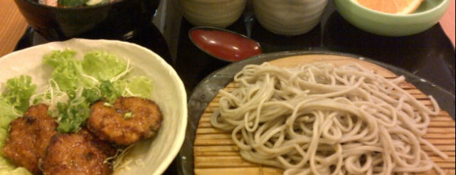 Shimbashi Soba Open Kitchen is one of All-time favorites in Singapore.