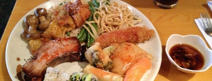 Kyojin Japanese Buffet is one of Restaurants to visit.