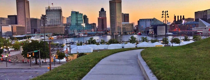 Federal Hill Park is one of Birds, Mountains, and Lakes, Oh My!.