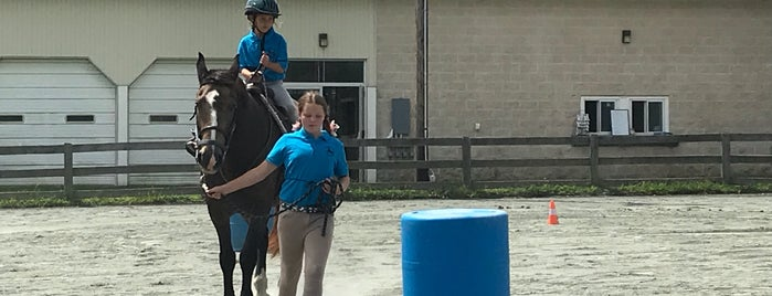Harford Co Equestrian Center is one of The Great Outdoors.