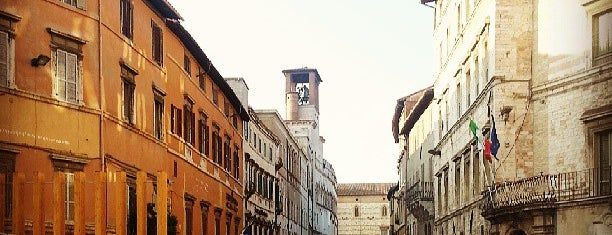 Perugia Centro is one of Recreation/ outings.