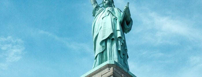 Statue of Liberty is one of ★ [ New York ] ★.