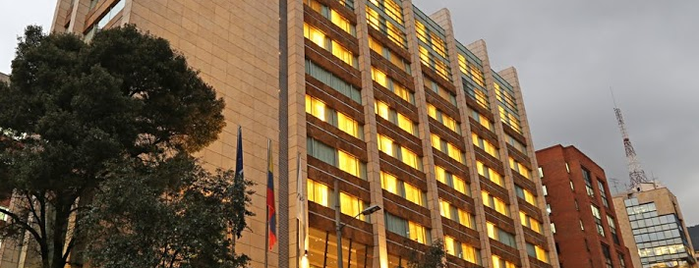 JW Marriott Hotel Bogota is one of Hotels.