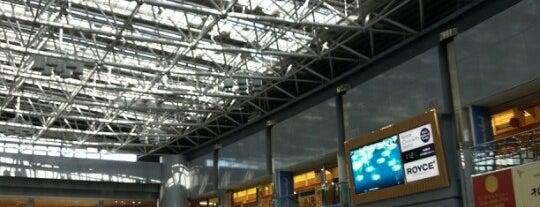 国内線ターミナル is one of World AirPort.