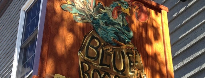 Blue Rooster Food Co. is one of Portland ME Eateries.