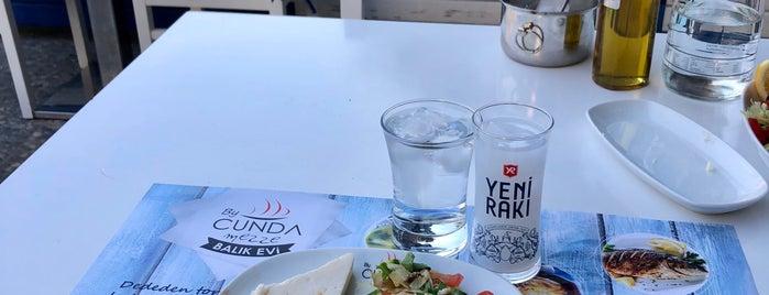By Cunda Mezze Balık Evi is one of Gayrettepe~Balmumcu~Esentepe.