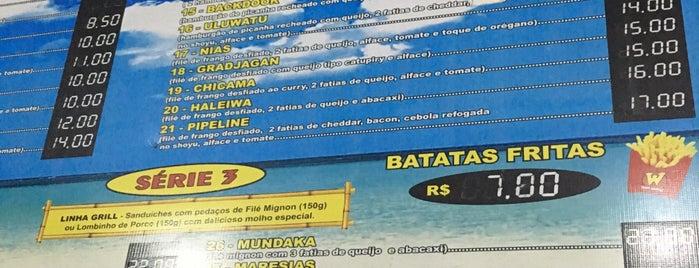Waveburguer is one of Cerveja Artesanal Interior Rio de Janeiro.