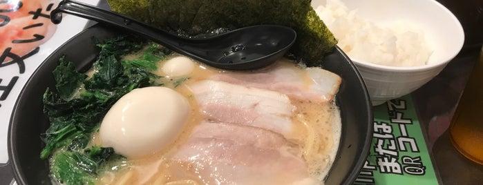 まんぷく家 東岡崎駅前店 is one of ラーメン.