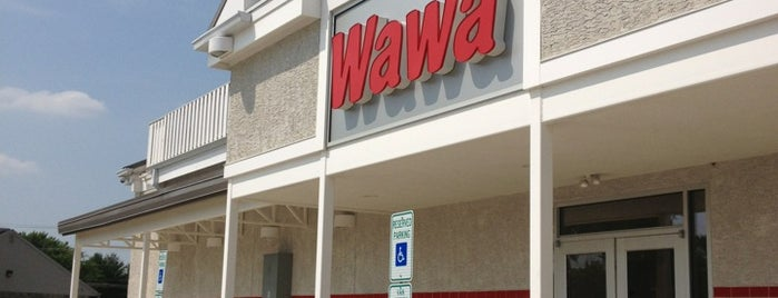 Wawa is one of Wawas.