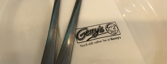 Gerry's Grill is one of Great places for everything.