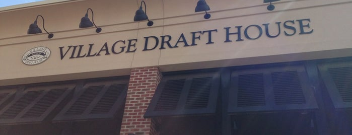 Village Draft House is one of Good Eats- Raleigh.