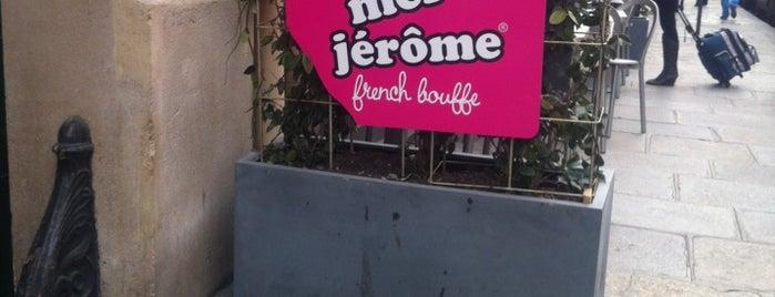 Merci Jérôme is one of La Cantine.