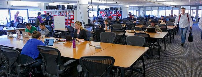 Cambridge Innovation Center is one of Boston Tech.