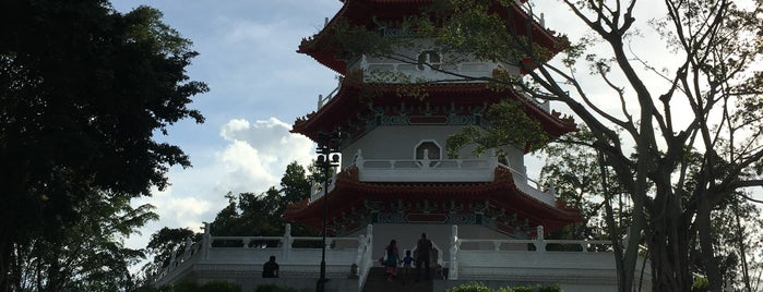 Pagoda, Chinese Garden is one of Sehenswertes.