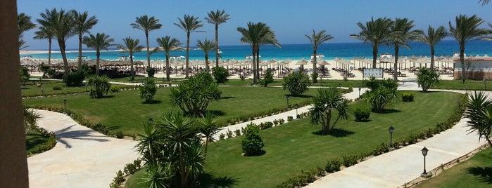Jaz Oriental Resort is one of Egypt Finest Hotels & Resorts.