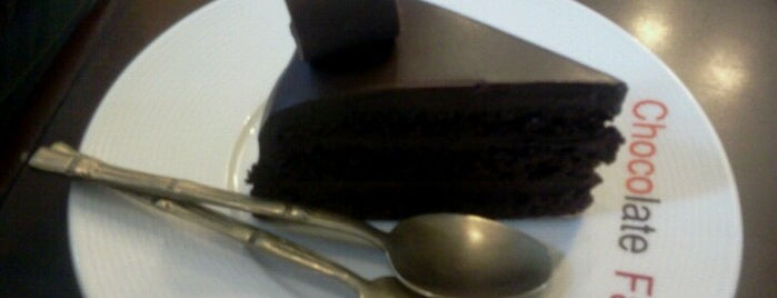 CHOCOLATE FACT. is one of Fav place in Chiangmai.
