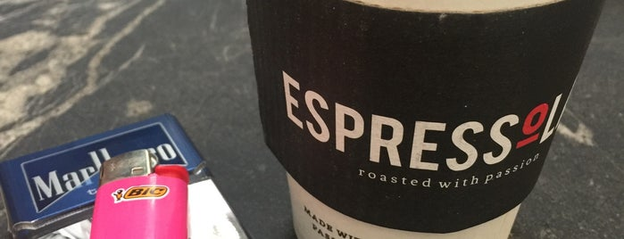 EspressoLab is one of عدوووله قلبييييه اسطنبول.