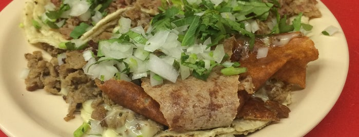 Tacos La Michoacana is one of Mexican food joints!.