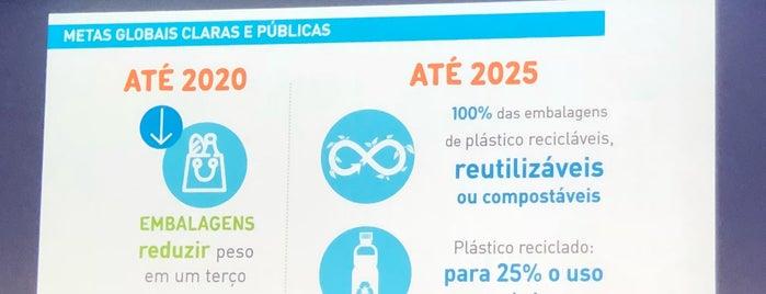 Unilever Brasil is one of Empresas.