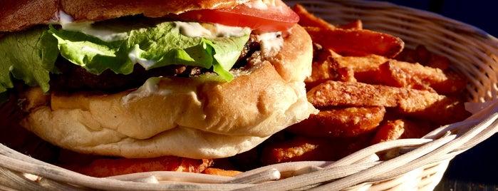 Tommi's Burger Joint is one of Copenhagen.