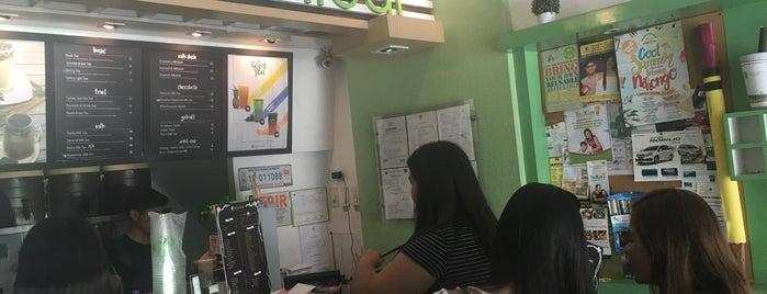 Moonleaf Tea Shop is one of Quezon City.