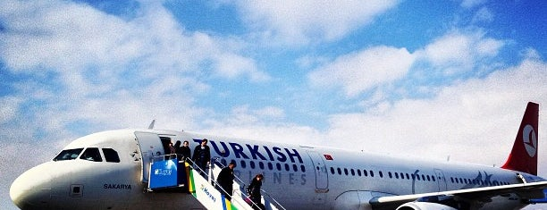 Flughafen Kayseri (ASR) is one of Kayseri.