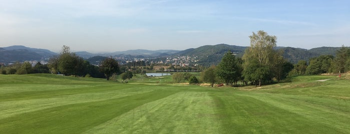 Beroun Golf Club is one of Best places in Beroun, Česká republika.