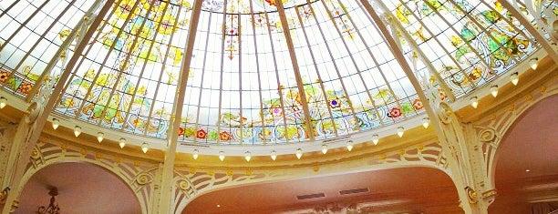 Hôtel Hermitage Monte-Carlo is one of Mis hoteles favoritos.