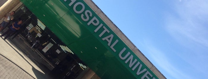Hospital Universitário - HU UFPI is one of 100 Melhores Programas em Teresina - Pi.