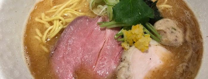 鶏そば朱雀 is one of とりあえずメモ.