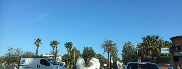 L'atlantida is one of Barcelona Gayfriendly.