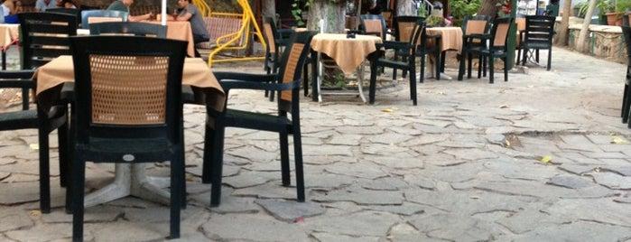 Bahçe Cafe is one of Yerler - Antalya.